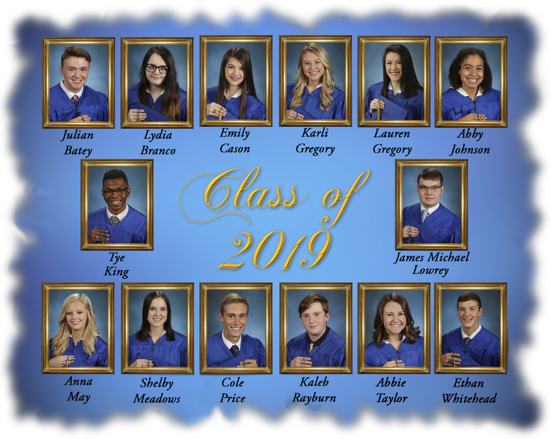 Graduates 2019 | Northeast Baptist School | West Monroe LA